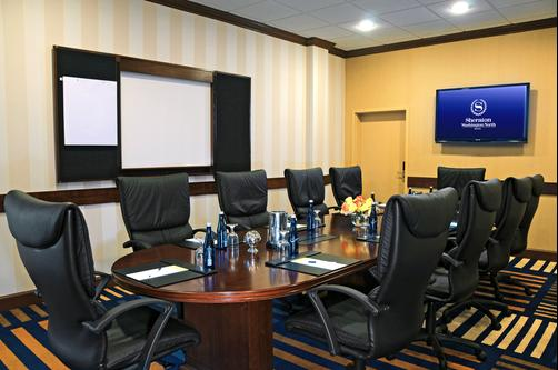 Sheraton College Park North Hotel - Beltsville - Conference room