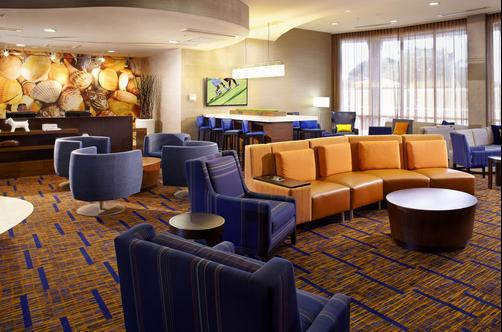 Courtyard by Marriott Tampa Oldsmar - Oldsmar - Lobby