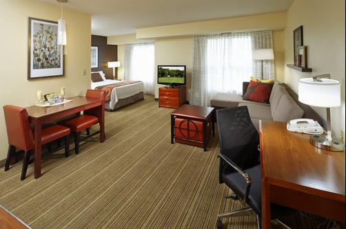 Residence Inn by Marriott State College - State College - Bedroom