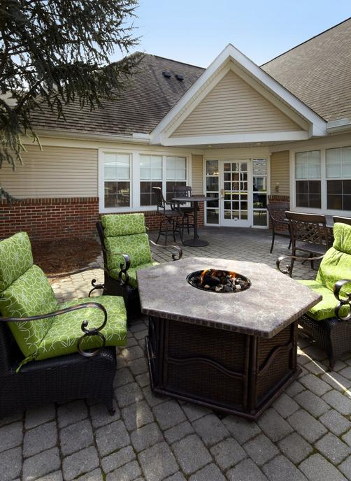 Residence Inn by Marriott State College - State College - Patio