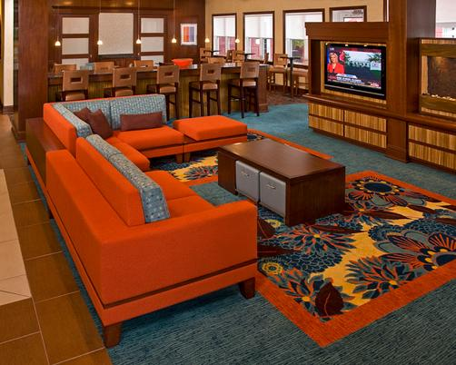 Residence Inn Tampa Suncoast Parkway at NorthPointe Village - Lutz - Lobby