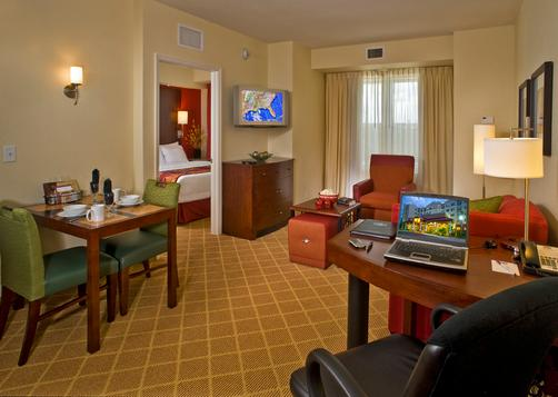 Residence Inn Tampa Suncoast Parkway at NorthPointe Village - Lutz - Bedroom