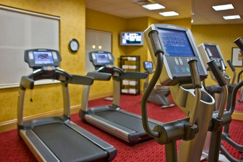 Residence Inn Tampa Suncoast Parkway at NorthPointe Village - Lutz - Gym