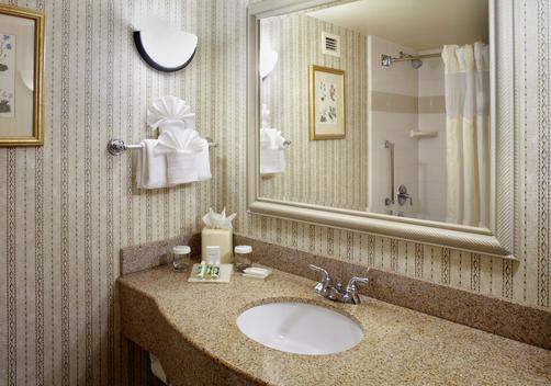 Hilton Garden Inn Tampa East/Brandon - Tampa - Bathroom