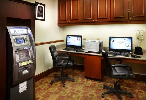 Hilton Garden Inn Tampa East/Brandon - Tampa - Business center