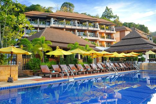 Aonang Cliff Beach Resort - Krabi - Pool