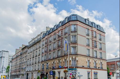 Hotel Arc Paris Porte d'Orleans - Montrouge - Building