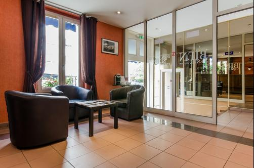 Hotel Arc Paris Porte d'Orleans - Montrouge - Front desk