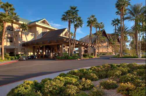 Tahiti Village Resort & Spa - Las Vegas - Outdoors view