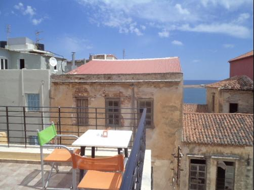 Morfeas Nest - Chania (Crete) - Outdoors view