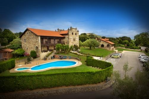 Complejo San Marcos Posada Spa - Santillana del Mar - Outdoors view