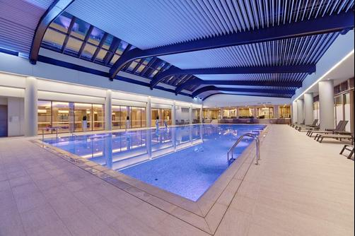 Ramada Plaza Bucharest Convention Center - Bucharest - Spa