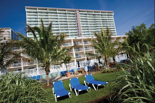 Carousel Resort Hotel & Condominiums - Ocean City - Beach