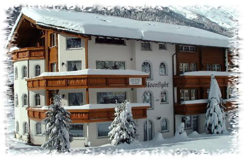 Pension Moonlight - Saas Grund - Outdoors view
