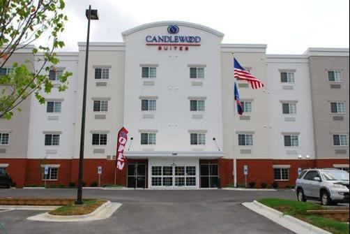 Candlewood Suites Wake Forest Raleigh Area - Wake Forest - Building