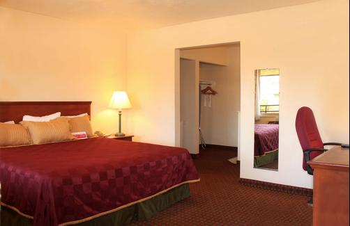 Ramada Limited San Diego/Near SeaWorld - San Diego - Bedroom