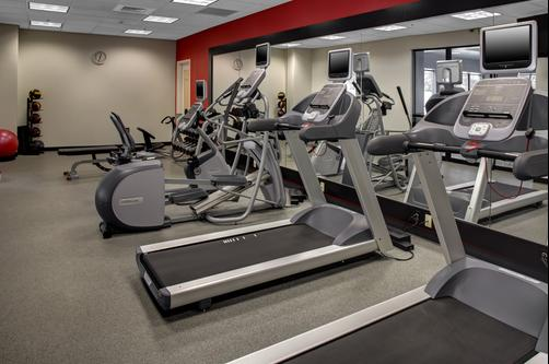 Hilton Garden Inn Boston/Waltham - Waltham - Gym