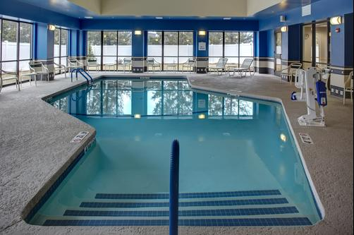 Hilton Garden Inn Boston/Waltham - Waltham - Pool