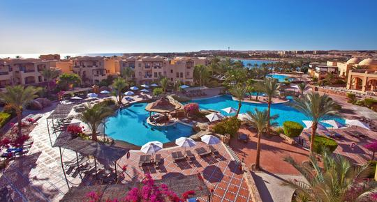 Iberotel Coraya Beach- Adults Only - Marsa Alam - Building