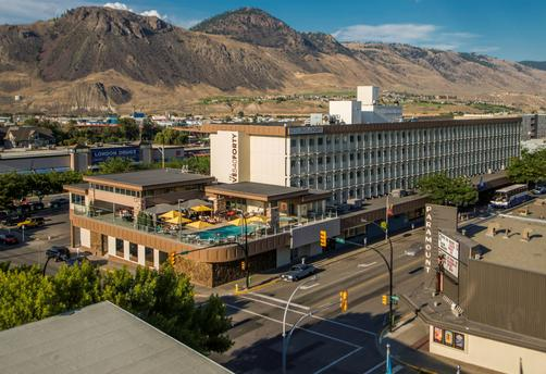 Hotel 540 - Kamloops - Building