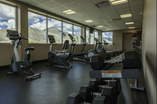 Hotel 540 - Kamloops - Gym