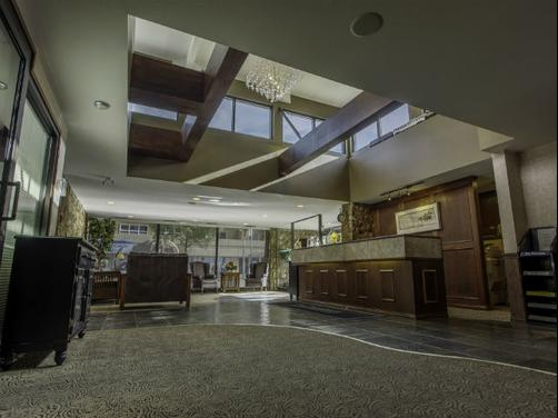 Thompson Hotel & Conference Center - Kamloops - Lobby
