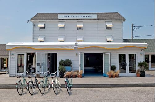 The Surf Lodge - Montauk - Building