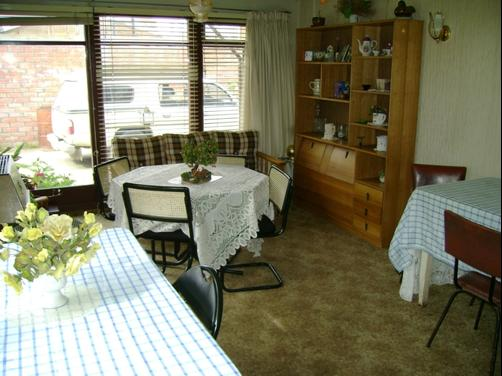 Karol Hostal B&B - Punta Arenas - Living room