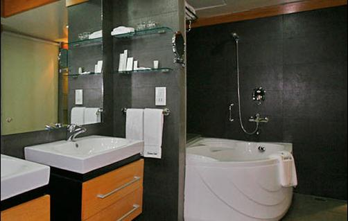 Platinum Suites - Dhaka - Bathroom