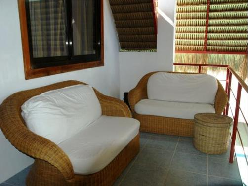 JayJays Club - Boracay Island - Living room