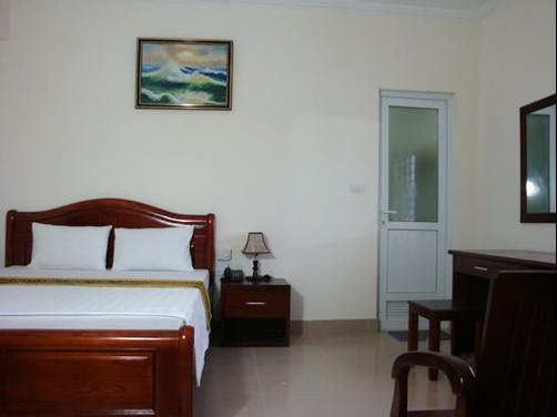 Asean Vinh Hotel - Vinh City - Bedroom