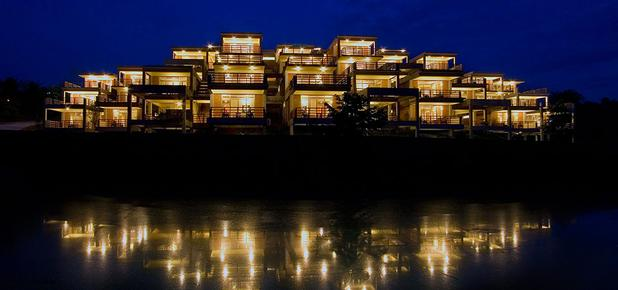 Nazimgarh Resorts - Sylhet - Building