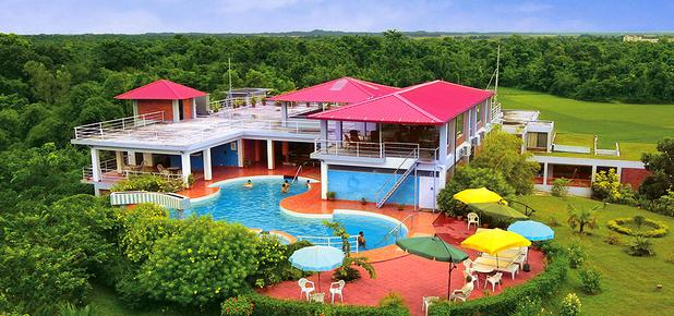 Nazimgarh Resorts - Sylhet - Pool