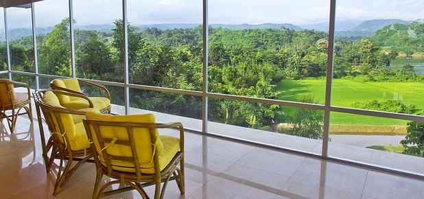 Nazimgarh Resorts - Sylhet - Balcony