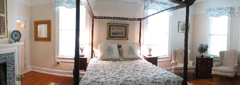 Bonner Garden Bed & Breakfast - San Antonio - Bedroom