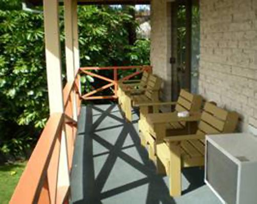Excelsior Motor Inn - Port Macquarie - Balcony