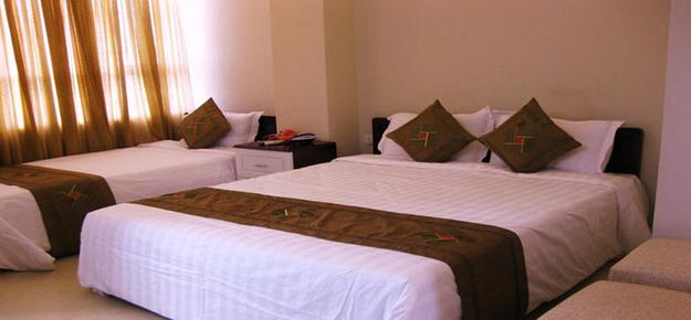 India Guest House - Birmingham - Bed