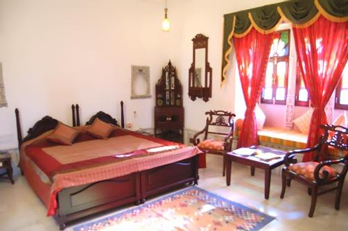Ranakpur Hill Resort - Ranakpur - Bedroom