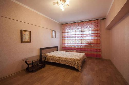 Kvartirant Apartments - Krasnoyarsk - Bedroom