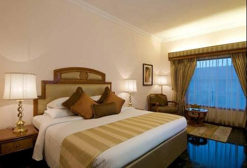 Taj Residency Ummed - Ahmedabad - Bedroom