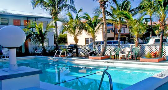 Blue Lagoon Resort - Fort Lauderdale - Pool
