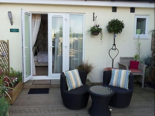 The Bosham B&B - Chichester - Patio