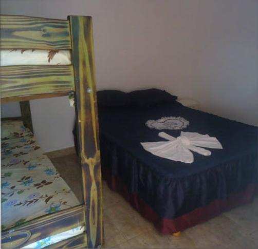 Sweet Hostel Guest House - Puerto Iguazu - Bedroom