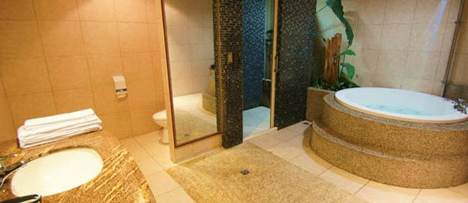 Beverly Garden Motel - Chiayi - Bathroom