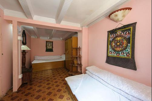Nyatapola Guest House - Bhaktapur - Bedroom