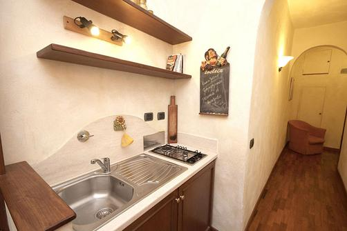 De Castellani - Florence - Kitchen