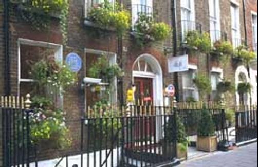 Edward Lear Hotel - London - Building