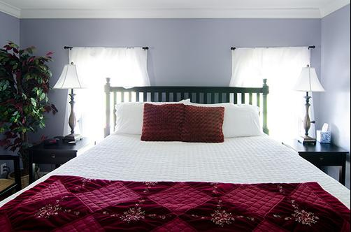 Bishop Farm Bed and Breakfast - Lisbon - Bed