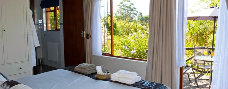 Hottentots Mountain View Guest House - Somerset West - Bedroom