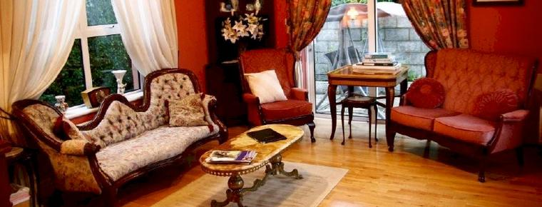 Maple Lodge - Bed & Breakfast - Wexford - Living room